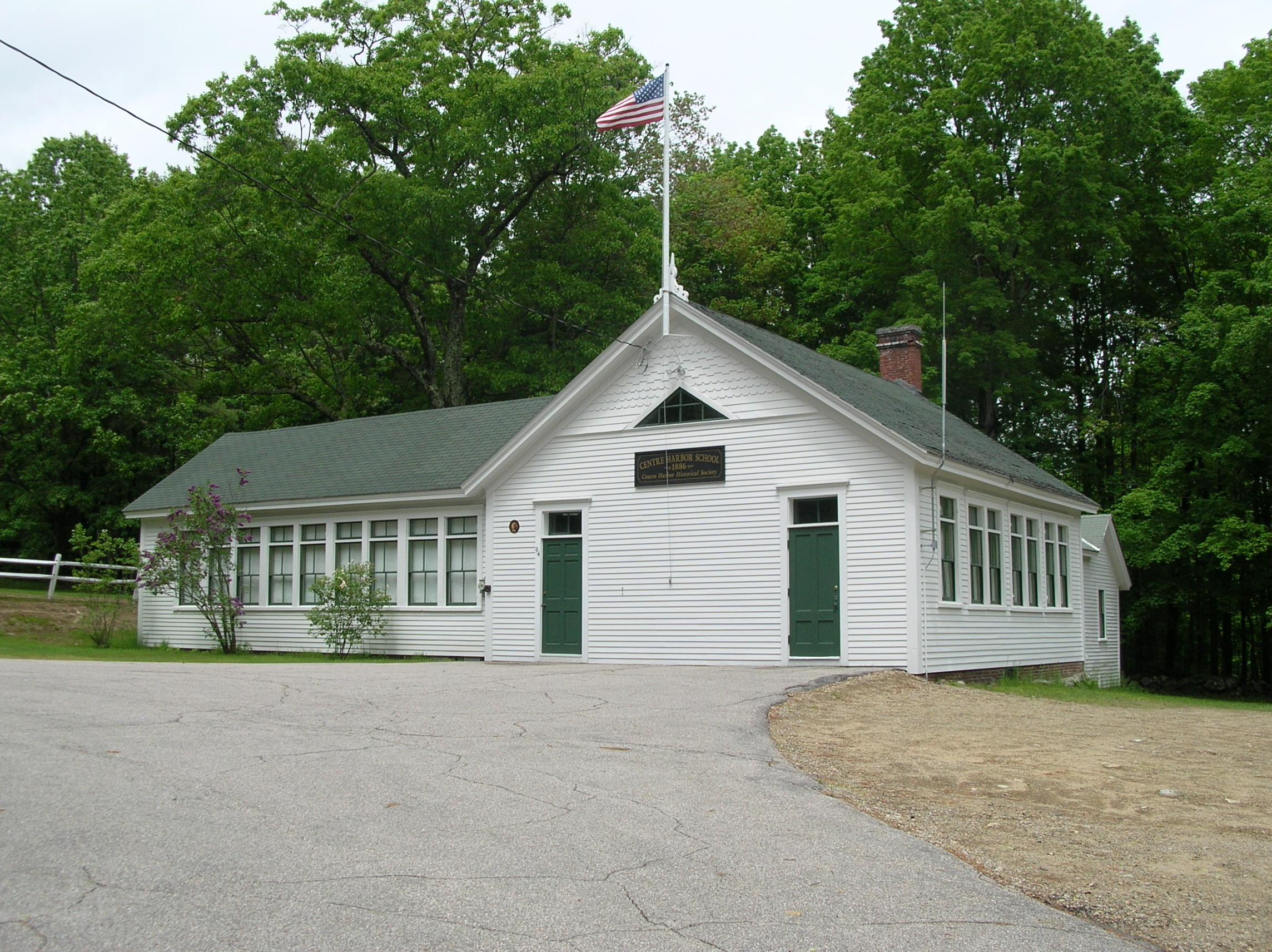 1886 Village Schoolhouse