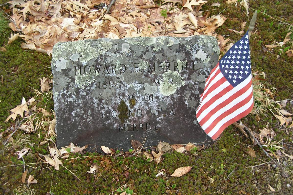 World War I Soldier - Sturtevant Cemetery