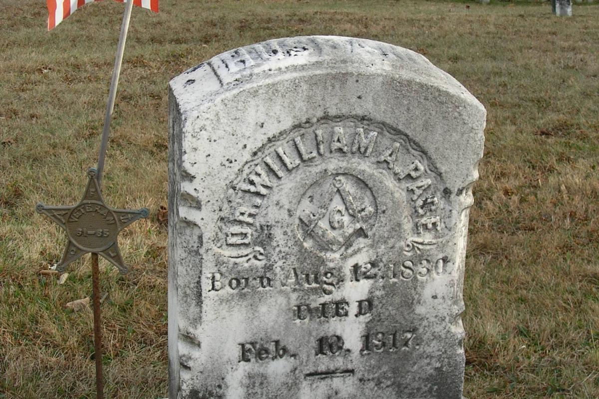 Civil War Soldier - Lakeview Cemetery