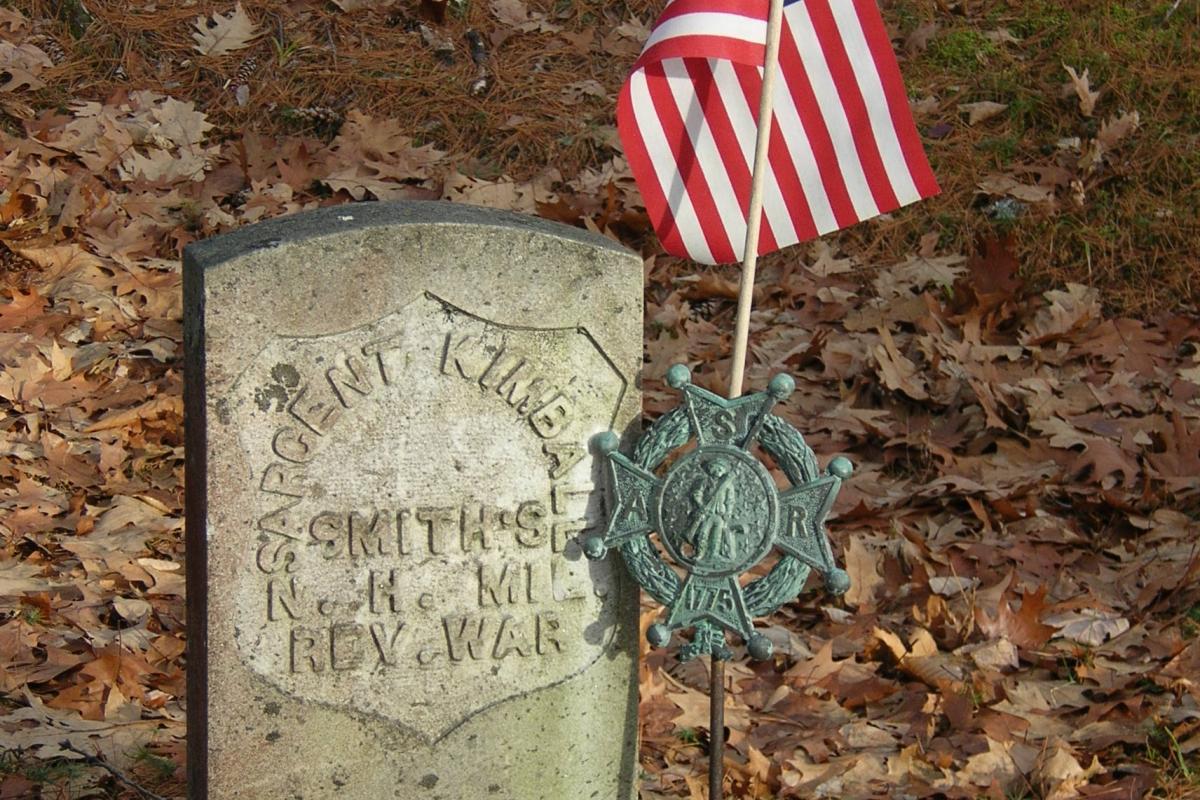 Revolutionary War Soldier - Morse Cemetery