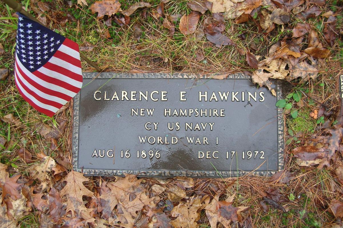 World War I Soldier - Harrison-Perkins Cemetery